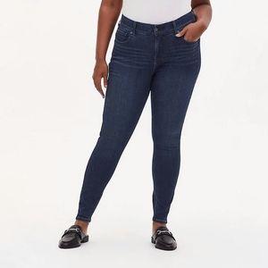 Torrid Bombshell Skinny Jean Premium Dark Wash